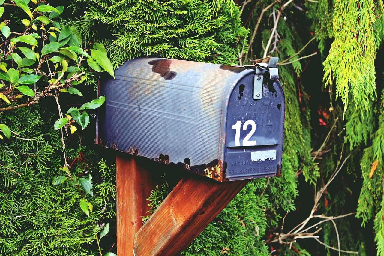 mailbox 1056324 1280 アマゾンギフト券買取オシャレな家は玄関から!「オシャレポスト」5選